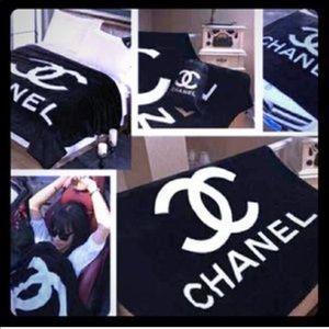 Coco Chanel vip blanket